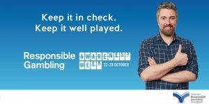 Victorian Responsible Gambling Awareness Week